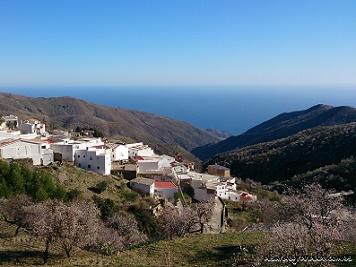 Al Sur de Granada. Vistas