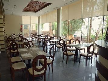 Restaurante Asador del Parque. Comedor