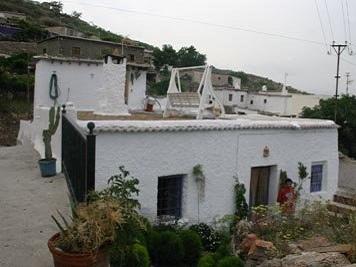 Casa Rural Cojayar. Exteriores