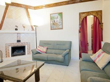Casa Launa. Interior