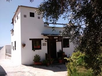Exterior Casa Suhaïl