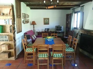 Interior Casa Suhaïl