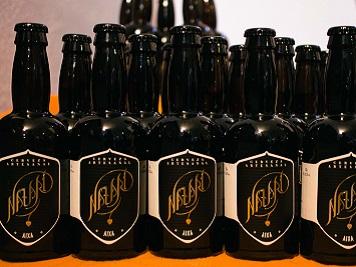 Cervezas Nazari. Productos