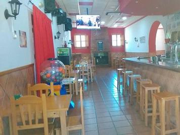 Comarcal 348. Interior