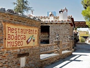 Restaurante, Bodega y Museo. Finca Cuatro Vientos