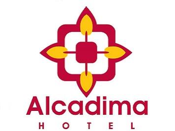 Hotel Alcadima. Logo.