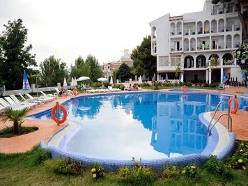Hotel Andalucía. Exterior.