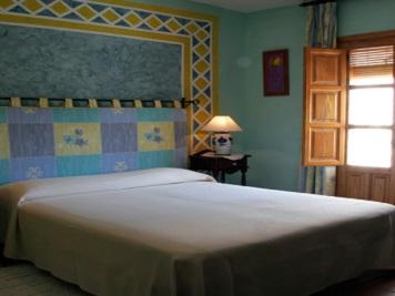 Hotel de Mecina Fondales. Habitación