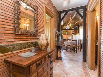 Lanjarón Rural Apartamentos. Interior