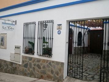 La Tahá Restaurante. Exterior