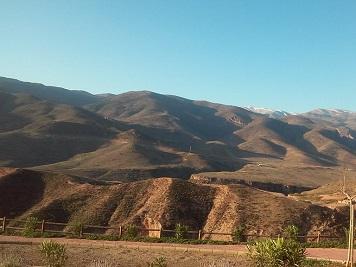 Vistas Mirador Camping Almócita