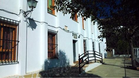 Hostal Albergue Mirador de Murtas. Exterior