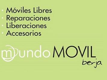 Mundo Movil Berja. Logo