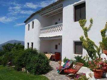 La Oveja Verde de la Alpujarra. Exterior