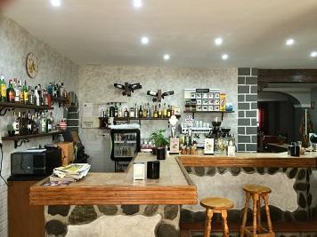 Restaurante, El Refugio Alpujarreño. Interior