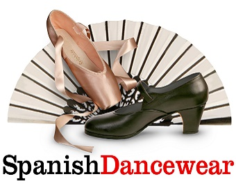 Spanish Dancewear. Logo