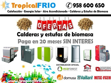 Tropical frio. Ofertas