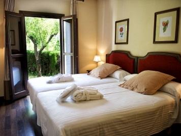 Hotel Villa de Bubión. Habitación