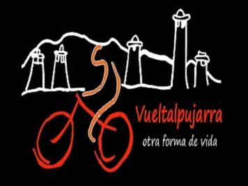 Vuelta Alpujarra. Logo